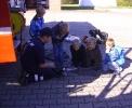 Dienst Kinderfeuerwehr